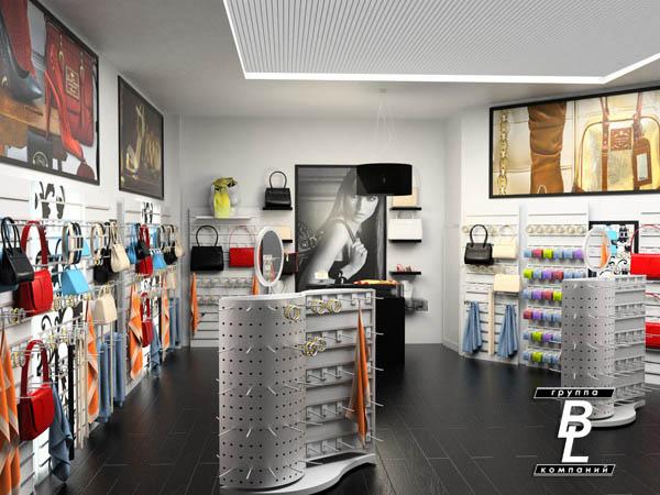 9e49afdf13d1 Разработка дизайн-проектов магазинов сумок, аксессуаров | BL Group